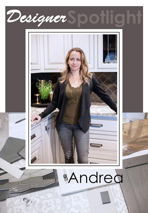 Designer Spotlight: Andrea