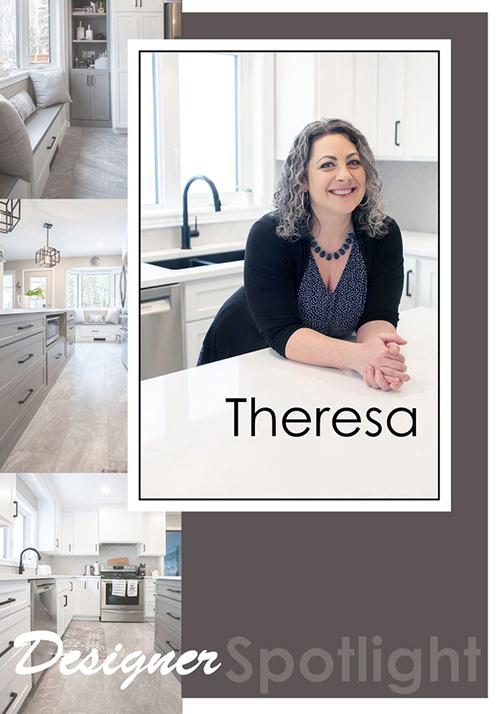 Designer Spotlight: Theresa