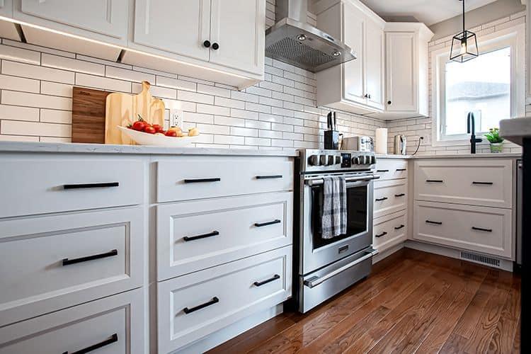custom kitchen renovation winnipeg