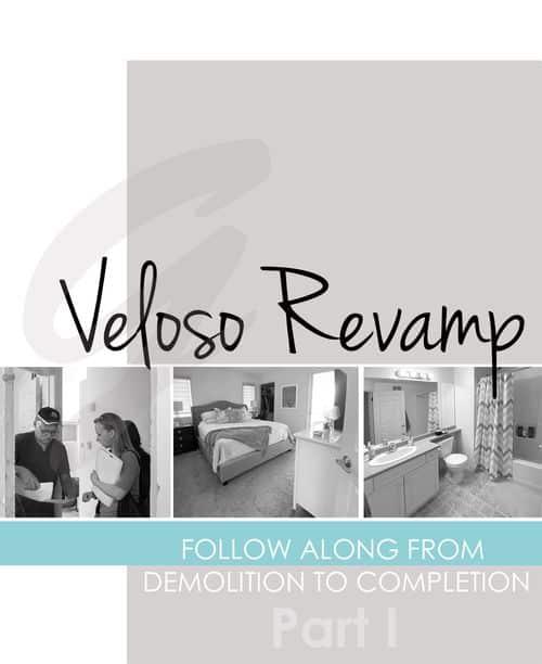 Veloso Revamp: Part 1
